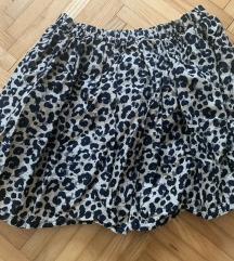 H&M leopard suknjica