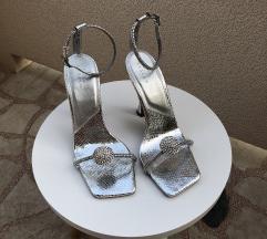 Asos srebrne sandale