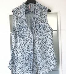 Leopard stylish jesenska košuljica