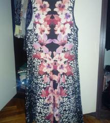 H&M šarena haljina