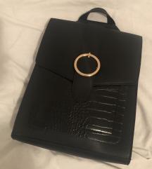 Asos crni ruksak