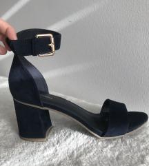 Tamnoplave sandale
