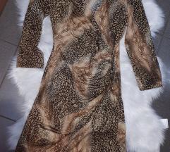 Svečana haljina na preklop