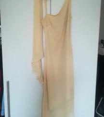 Mango breskva haljina