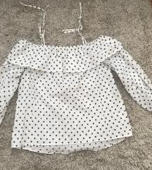Zara lanena majica | S