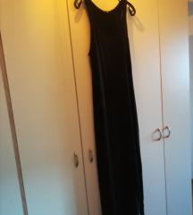 Duga crna H&M haljina