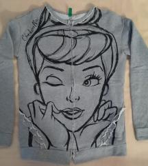 Benetton sweatshirt vel. 10-11 150 cm