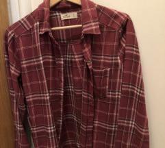 Hollister karirana košulja