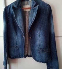 Nova TRF jeans jakna