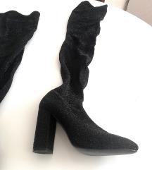 Zara over knee socks čizmice