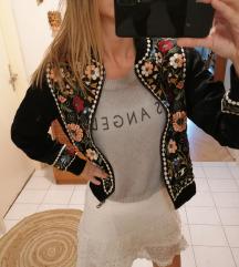 Zara etno jakna