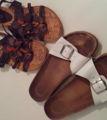 Sandale+natikace
