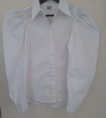ASOS bijela košulja sa puf rukavima 💥HIT💥