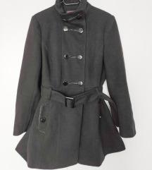 NEW LOOK crni kaput