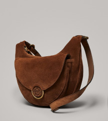Massimo Dutti kožna torba, nova