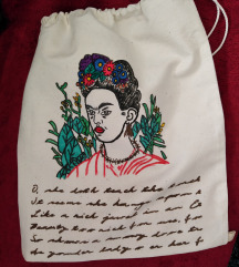 Platneni ruksak Frida Cahlo