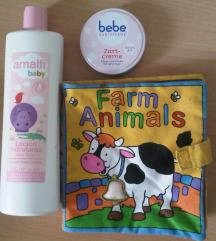 Lot nove kozmetike za bebe