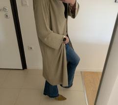 Zara knit haljina / vesta ogrtač