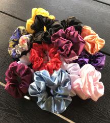 Scrunchies gumice za kosu