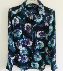 Predivna cvjetna košulja vel S-M