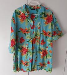 🌞 Ženska havajska košulja L XL