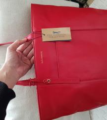 Nova original kožna Paul Costelloe torba