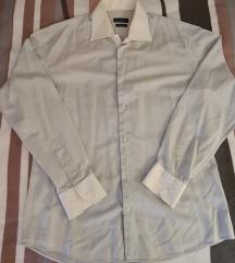 Muška svijetlosiva košulja