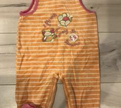 Zimska pidžama za bebe 74