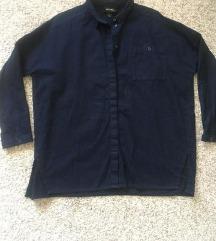 Monki tamnoplava košulja vel 36-40
