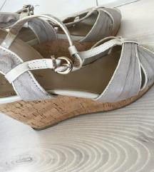 Krem sandale