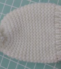 Bijela kapica vunena