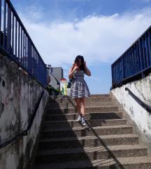 Zara mini haljina 38
