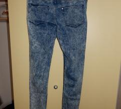 h&m mekane jeans hlace