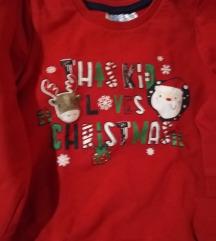 Božićne majice 86-92
