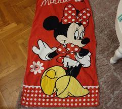 Minnie, Kitty i Lino ručnik za plažu