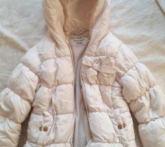 Zara zimska jakna vel. 86/92