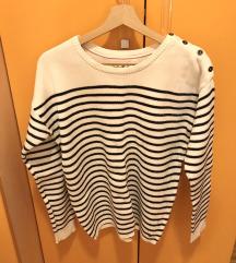 HM Sweater na Prugice M