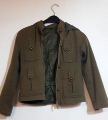 Spedo Collection ženska maslinasto zelena jakna