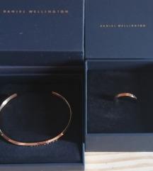 Daniel wellington narukvica i prsten