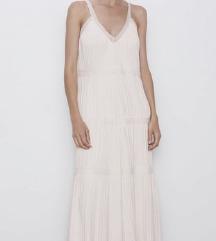 Midi haljina Zara NOVO