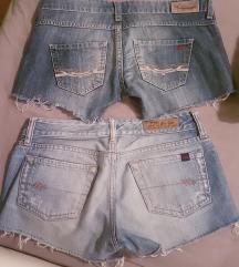 Jeans kratke hlače 34