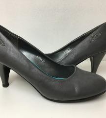 Kitten kožne cipele na petu, 37
