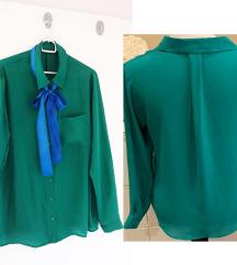 Zelena H&M košulja