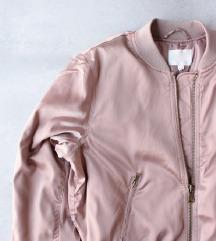 Nova roza bomber jakna