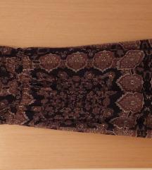Diadema duga haljina