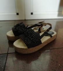 Ljetne sandale s mašnicom (PT UKLJ)
