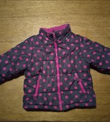 Carter's jakna za djevojčice