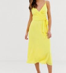 Nova ASOS žuta haljina