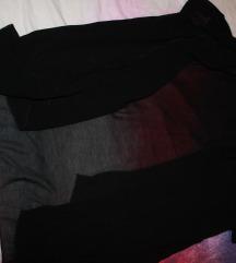 prozračna kratka majica za preko haljine