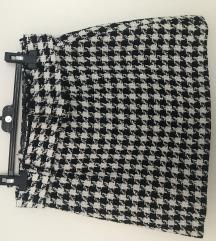 Zara suknja pepito